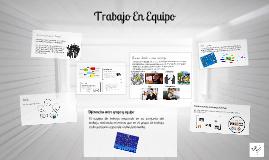 Copy of Presentacion Trabajo en Equipo