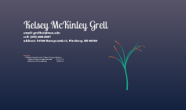 Copy of Kelsey M. Grell Resume (810) 449-2447