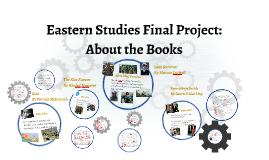 Eastern Studies Final Project: