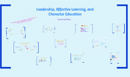 Copy of Leadership, Affective Learning, and Character Education