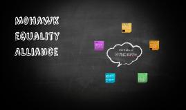 Mohawk Equality Alliance