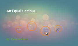 An Equal Campus.