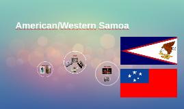 American/Western Samoa
