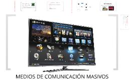 Medios de Comunicación Masivos (MCM)
