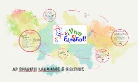 Taller Examen de Espanol AP Lenguaje y Cultura