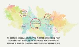 P1- Produce a formal newsletter (6 pages minimum) or Prezi d