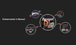 Evenementen in Brussel