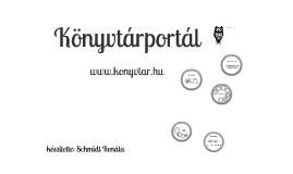 Könyvportál