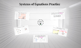 Systems of Equations Practice