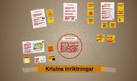 Copy of Kristna inriktningar