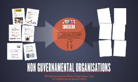 Copy of NON GUVERNAMENTAL ORGANISATIONS