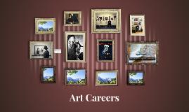 Copy of Art Careers