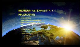 Copy of RAYOS ULTRAVIOLETA Y APLICACIONES
