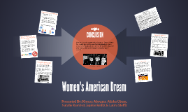 Women's American Dream