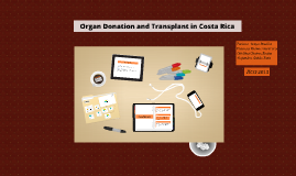 Organ Donation and Transplant in Costa Rica