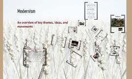 Copy of Modernism