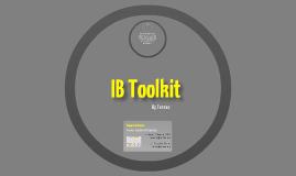 IB Toolkit