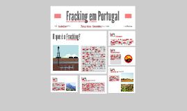 Fracking em Portugal