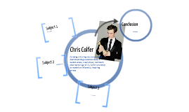 Time Magazine's Top 100 Most Influential People of the World: Chris Colfer