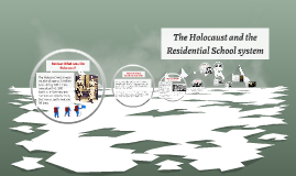 The Holocaust and Residential Schools