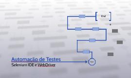 Automação de Testes com