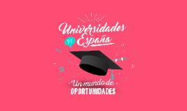 Para coles argentinos UNIVERSIDADES Y BECAS - VERSIÓN REDUCIDA