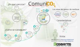 ComuniCO2 reciclaje
