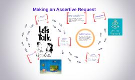 Making an Assertive Request