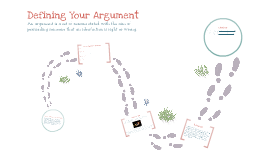Defining Your Argument