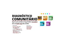 Copy of Diagnóstico Comunitário CFSVM