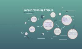 Career Planning Project
