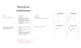 Copy of EA Governance