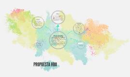 propuesta hbo