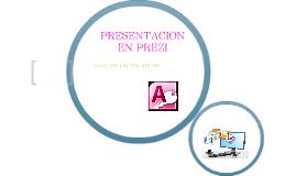 PRESENTACION EN PREZI