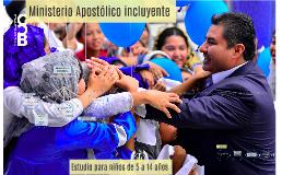 Ministerio Apostólico incluyente