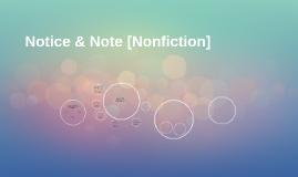Copy of Notice & Note [Nonfiction]