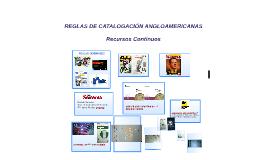 Recursos continuos RCAA2