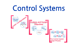 System Configurations of Control Systems