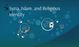 Syria, Islam, and Religious Identity
