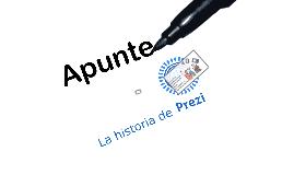 Apunte sobre la historia de Prezi