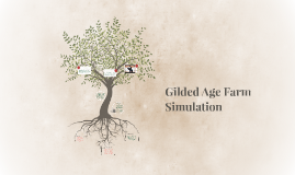 Gilded Age Farm Simulation