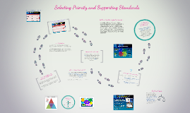 Selecting Priority and Supporting Standards