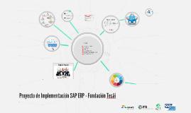 Kick-off Proyecto SAP Fundacion Tesai