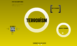 Copy of Terrorism Presentation