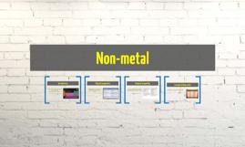 Non-metal