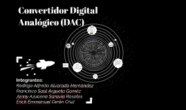 Convertidor Digital a Analogico (DAC)