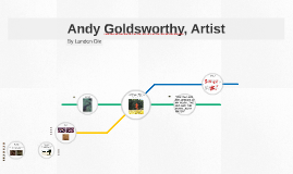 Copy of Andy Goldsworthy, Artist