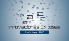 Innovaciones Exitosas