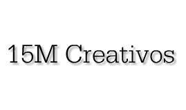 15M-Creativos