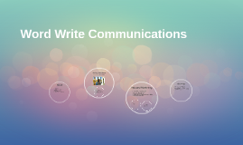 Word Write Communications